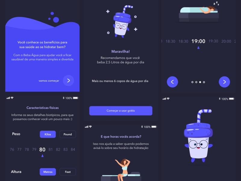 Drink Water App 🥤