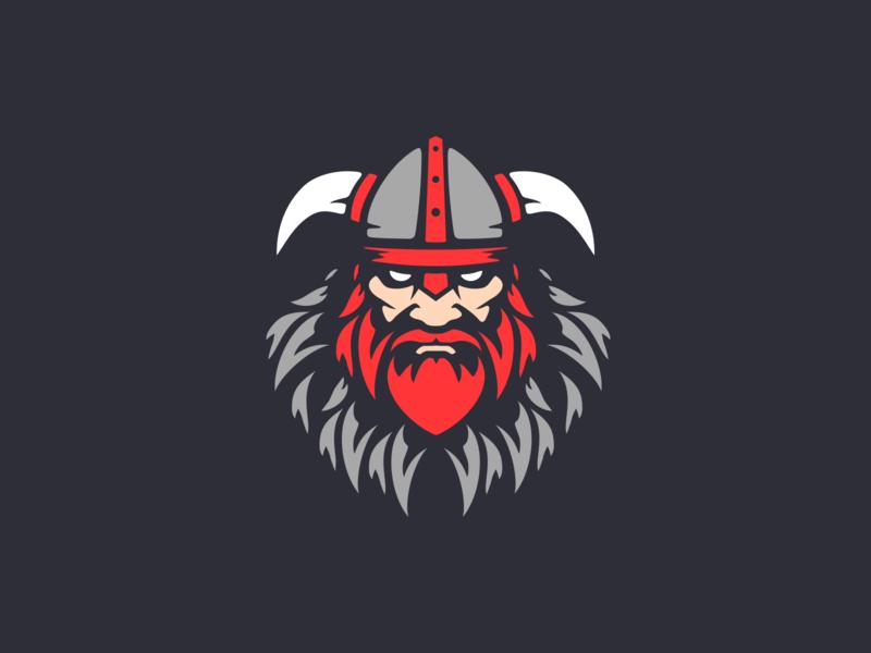 Viking Logo Concept ⚔️