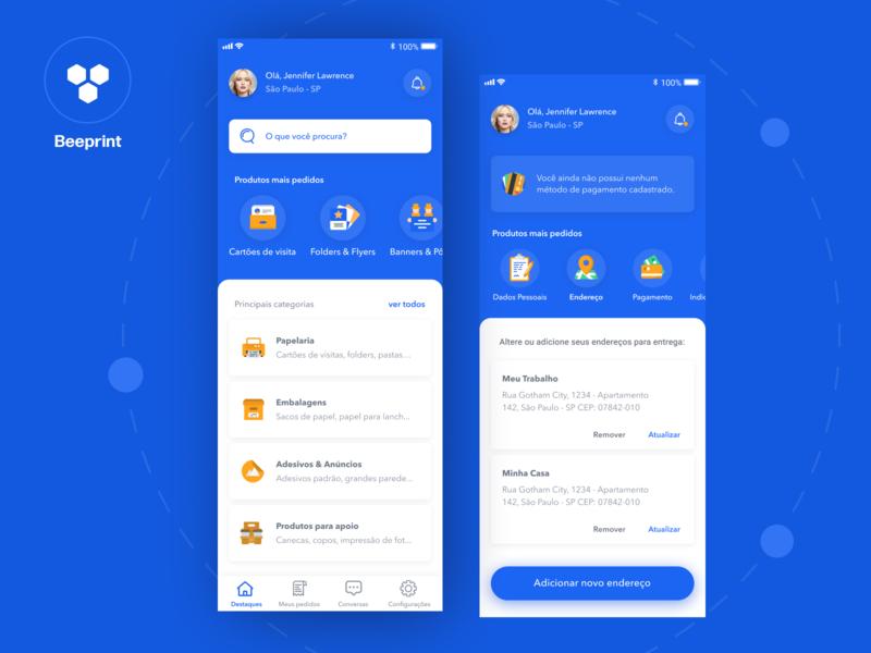 Graphic Services App 👨🏻🎨