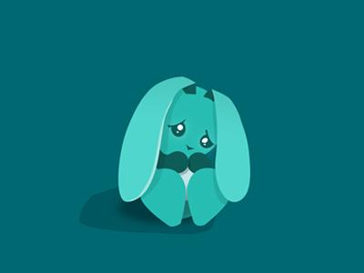 Doudou perdu / Lost teddy plushie lost sad sadness doudou