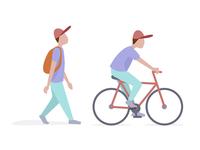 Walk & Bicycle - goal 2018