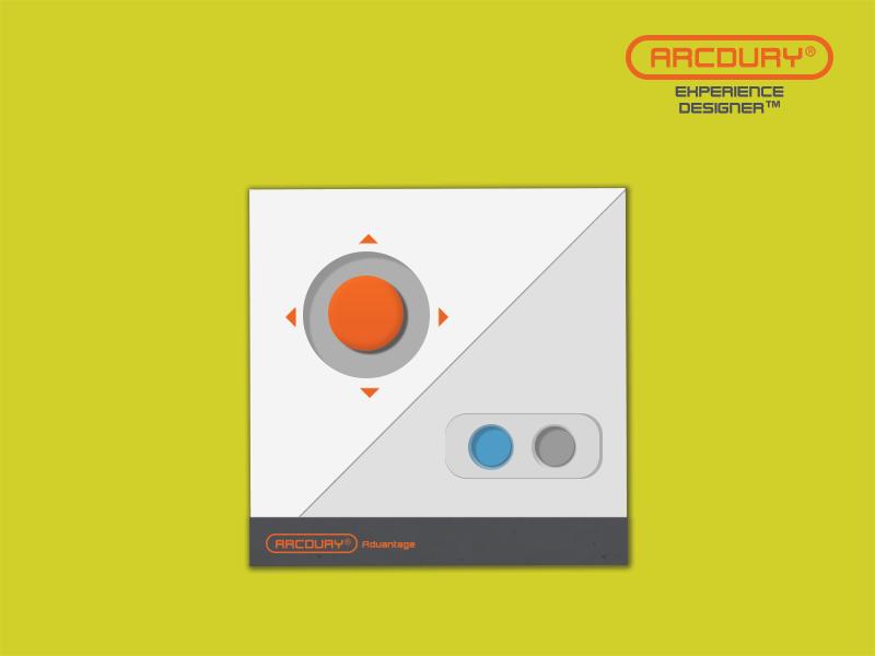 Arcdury Experience Designer (AED) Advantage gaming doodle flat pixels retro joystick gamepad nintendo video games iconography graphic design illustration