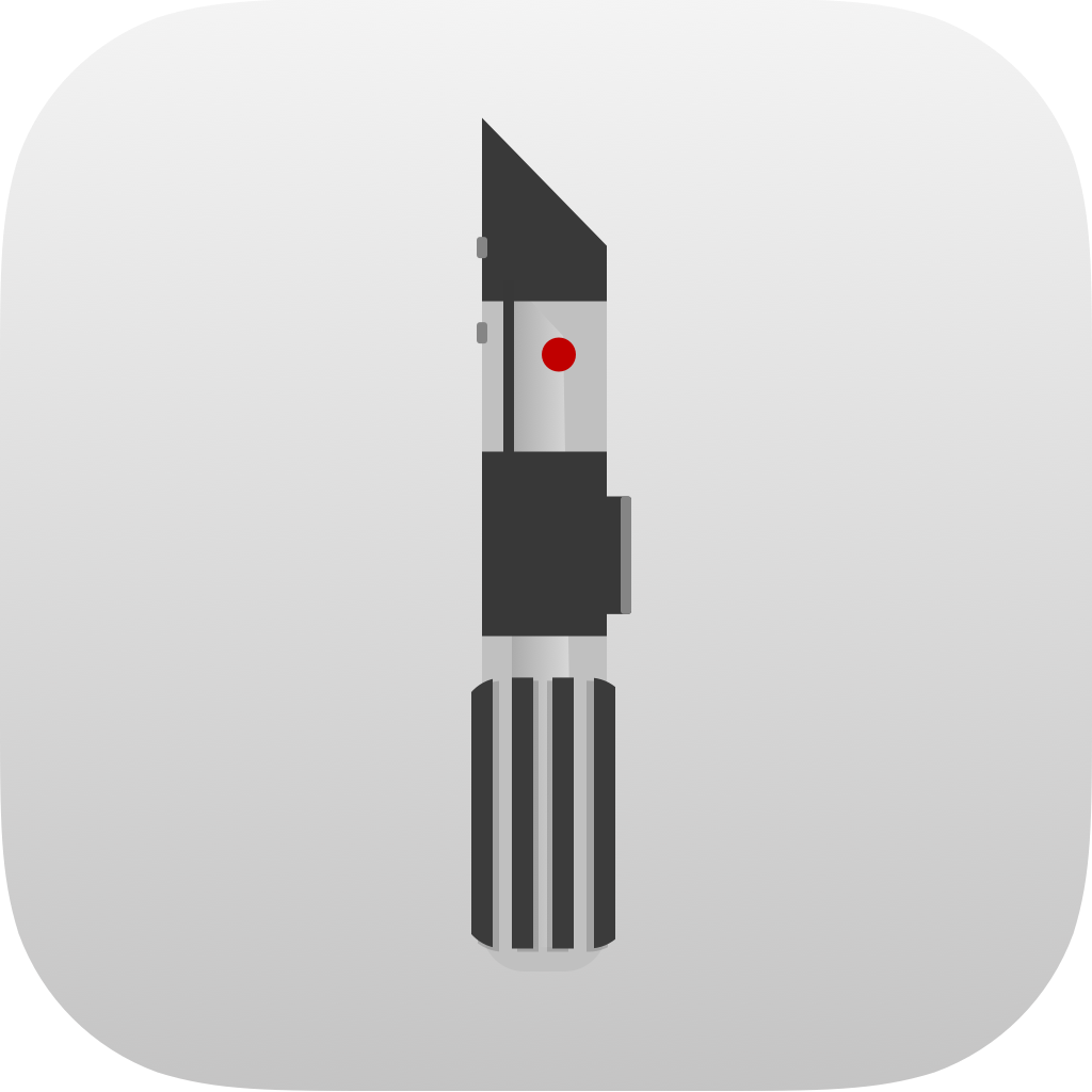 Lightsaber icon 1