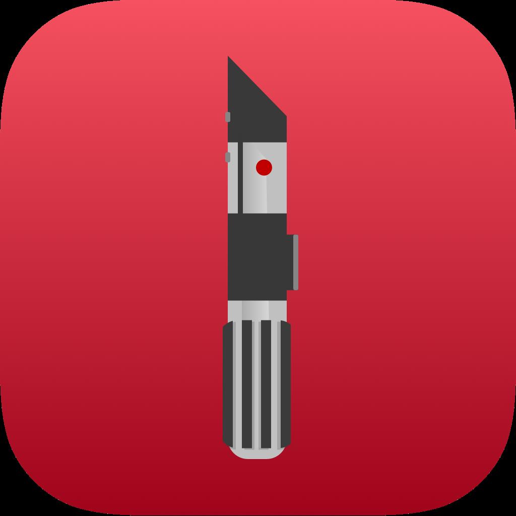 Lightsaber icon 2