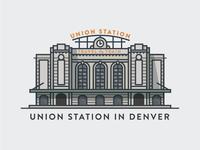Union Station Color Version