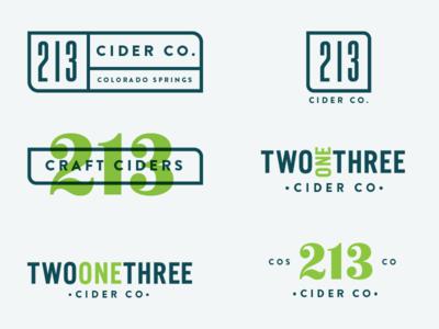 213 Logo Ideas