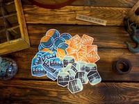 Vinyl Stickers: Colorado 4 Pack