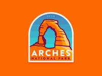 Arches NP Redux