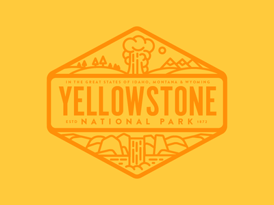 Yellowstone NP Version 2 nature idaho montana wyoming adventure park yellow stone nps national park yellowstone