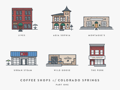 Coffee Shops of COS