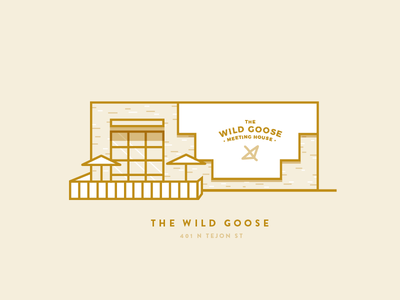 Wild Goose Meeting House