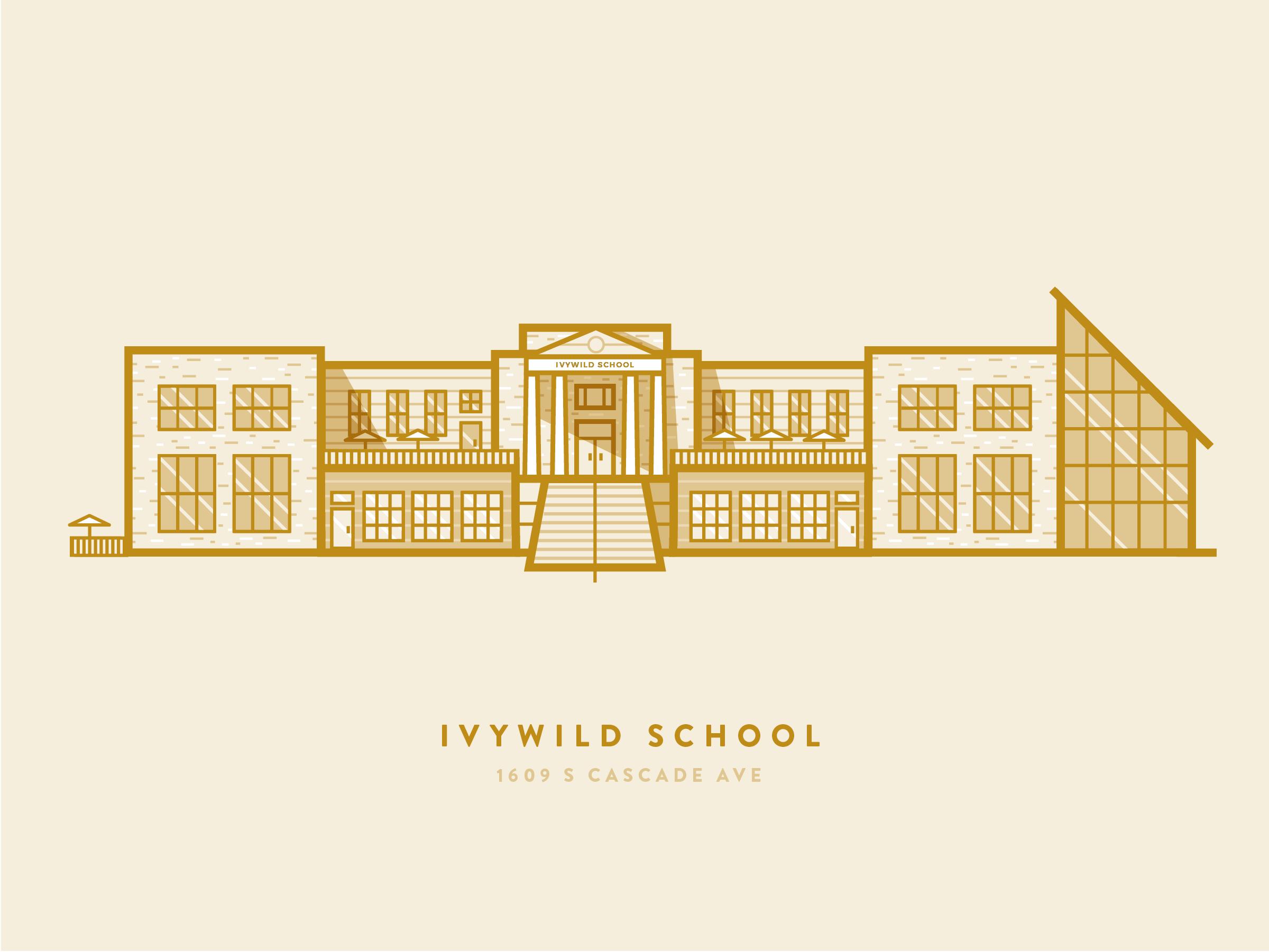 Ivywild school 3x