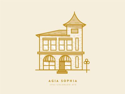Agia Sophia (redux)