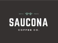 Saucona Coffee Co. - 1st Concept