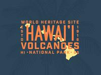 Hawai'i Volcanoes NP Type