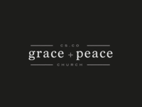 Grace + Peace Church Branding