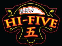 Hi-Five Logo