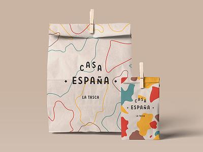 Casa Espana - WIP colorful spanish spain cuisine gourmet restaurant espana