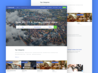 Shareswall Landing Page