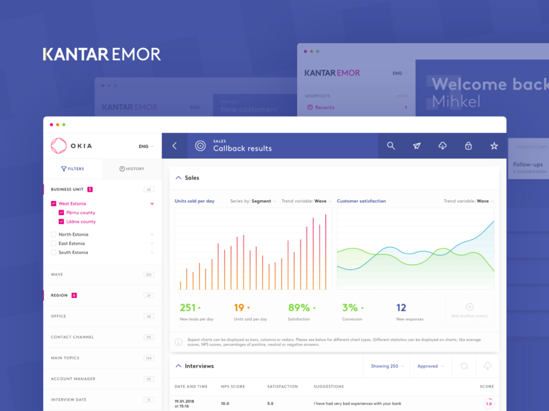 Statistics & Data Dashboards web sketchapp sketch cards list filters analytics crm data analytics blue ux ui dashboard data