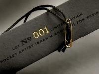 Lot № 001 photography print graphic branding