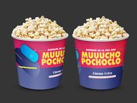 Cinema Popcorn bucket option 2