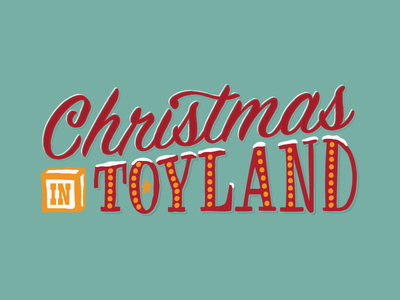 Christmas In Toyland