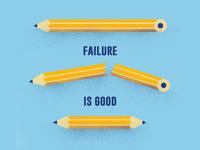 Embrace Failure II.