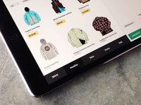 Sellwell Designs Point of Sale App