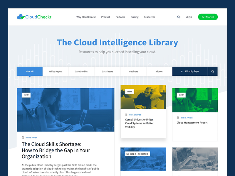 cloud intelligence Introducing cloud intelligence for business, from smart associates a flexible,  scaleable data warehouse as a service without the compromises, up-front  capital.