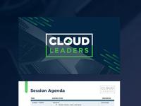 Cloud Leaders Presentation Template