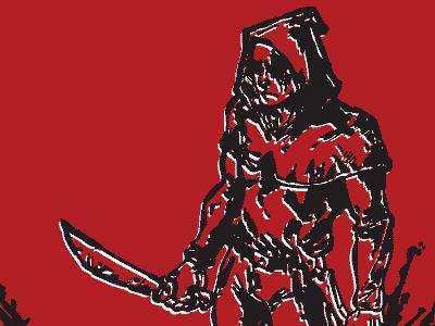 Killer Comics T-Shirt Design illustrator vector graphics art t-shirt design killer comics comic art