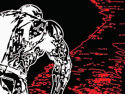 Killer Comics T-Shirt Design II illustrator vector graphics art t-shirt design killer comics comic art