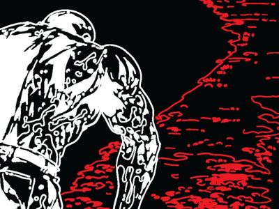 Killer Comics T-Shirt Design II