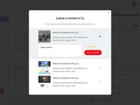 Template review from MotoCMS admin panel