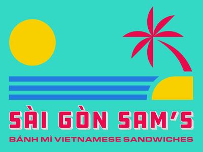 Sai Gon Sam's Brand Identity