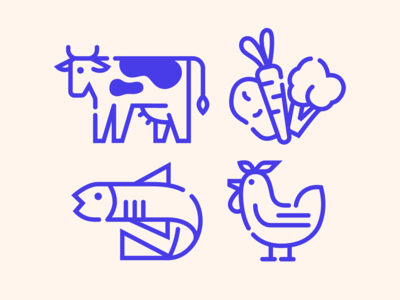 Animal & Vegetable Party