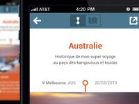 Follomee - Your digital travelog