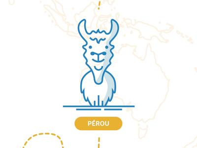 Peru illustration