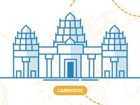Cambodia - illustration