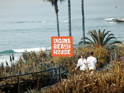 Laguna Beach House webdesign website ux ui motion hotel design animation