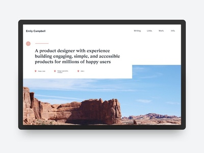 Personal site exploration