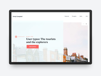 Personal site exploration two