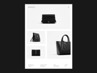 Marsala - website concept