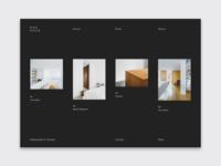 Das Haus - website concept