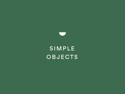Simple Objects Identity