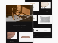 Simple Objects - Website