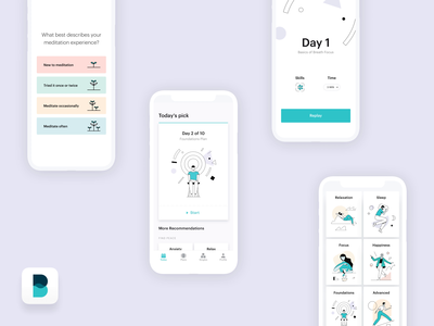 Balance: Personalized Meditation App