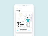 Balance: Apple's App of the Day