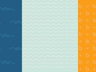 Buzz + Bubble Patterns pattern a day branding pattern